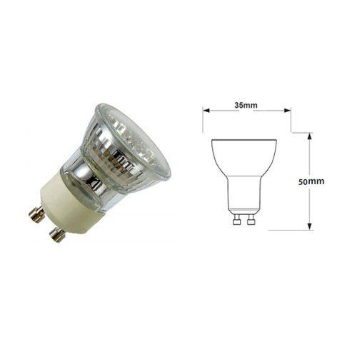 Лампа GU10 mini галогенная для вытяжек Akpo