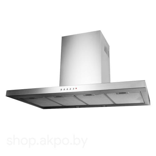 Кухонная вытяжка Akpo Feniks Slim Eco 90 wk-4 нержавеющая сталь