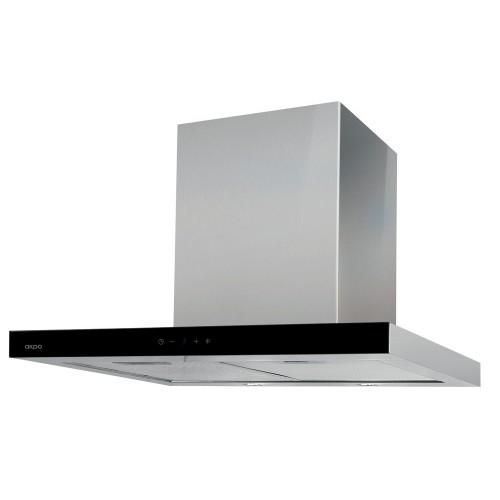 Кухонная вытяжка Akpo Feniks Slim Glass 60 wk-9 нержавеющая сталь